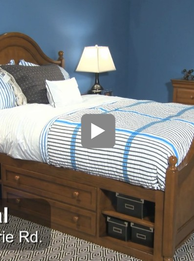 VIDEO: Great Furniture For Kids By Universal