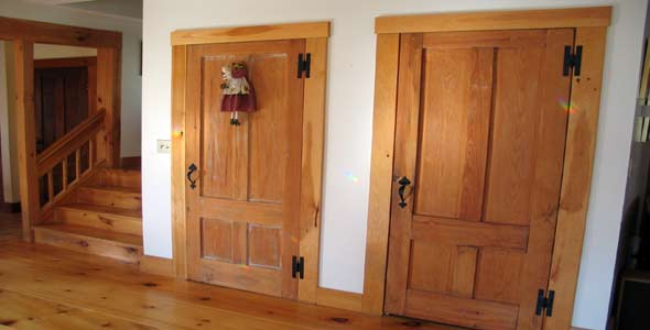 If ... & Guest Blog: Decorate with Doors - Using Restored Vintage Doors in ... Pezcame.Com