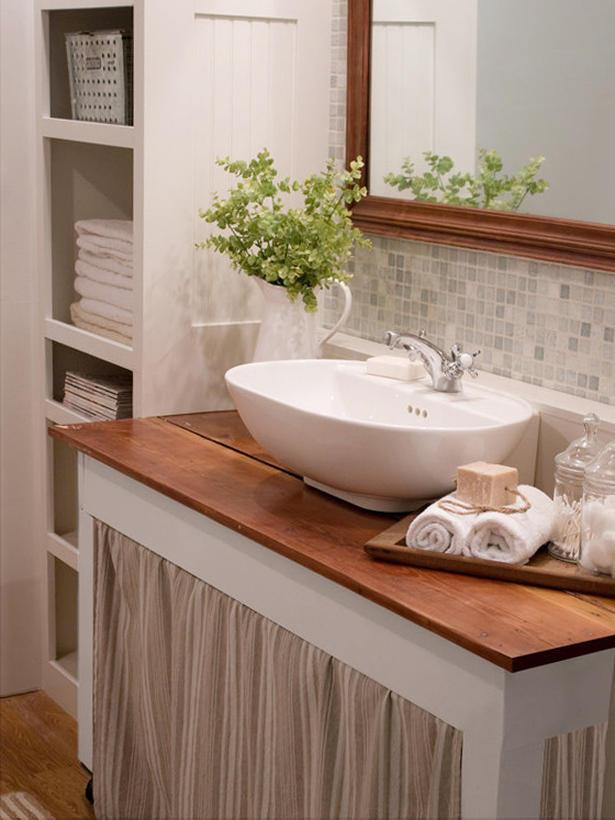 New  Bathroom basics