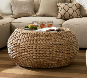 Pottery_Barn_-_Sea_Grass_Coffee_Table