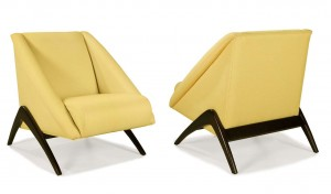 ... Mid Century Lounge Chair Avenue 62 Younger Furniture ...