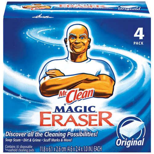 20 Ways to Use a Mr. Clean Magic Eraser