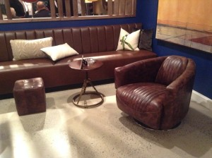 Pulaski Leather Chair 1