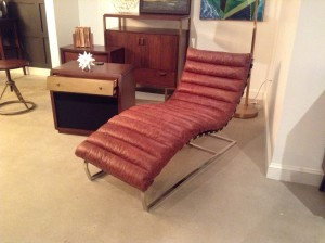 Pulaski Leather Chair 2
