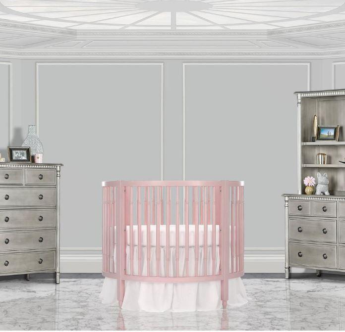 Dreamy Celebrity Nurseries: Regal Nursery Furniture For Your Prince Or Princess