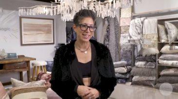 Crystal Inspired Home Decor By Aviva Stanoff