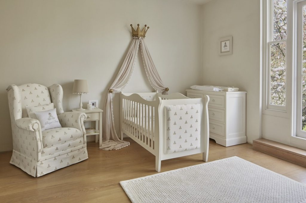 Regal Nursery Furniture For Your Prince Or Princess