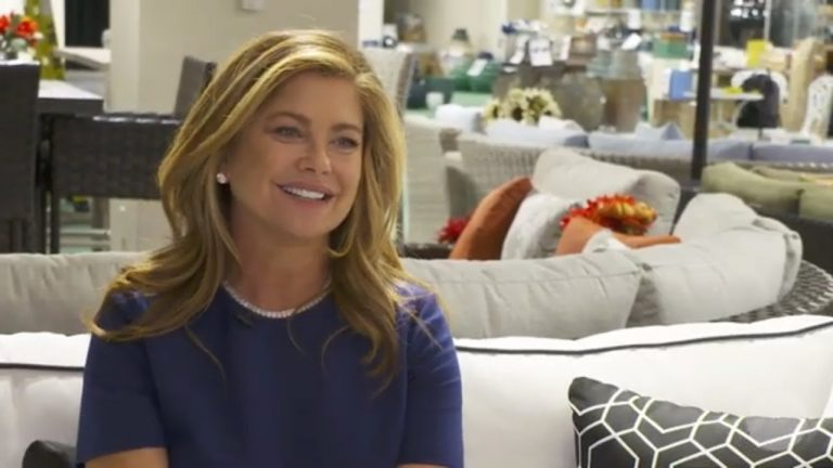 Kathy Ireland On Her New Furniture Collection, Her Personal Style, and Trends