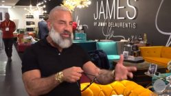 Celebrity Designer Jimmy Delaurentis On His New Furniture Collection