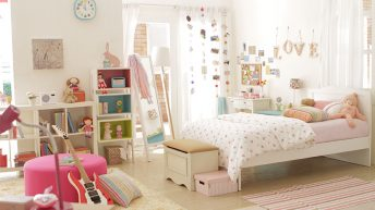 How To Turn Your Nursery into a Child's Room