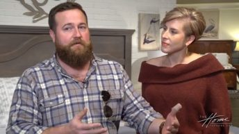 HGTV'S 'Home Town', Erin and Ben Napier, discuss their new furniture collection with Vaughan Bassett, how they started their company, what it's like working together as a married couple, and more!