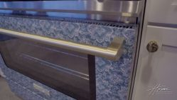 Hand Crafted Custom Kitchen Appliances by BlueStar
